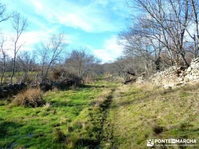 La Cachiporrilla - Altos del Hontanar; actividad Senderismo diciembre;excursiones sierra de madrid